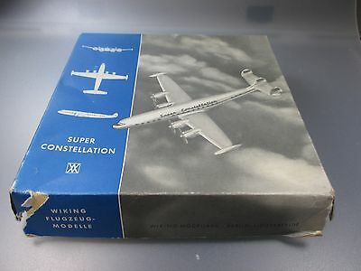 Wiking:OKT von Super-Constellation,m. Decals,  ohne Modell (UK1)