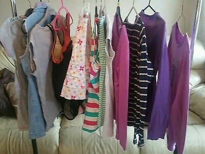 Large bundle of girls clothes age 11-12 Next, F&F, Miss Evie, Yd, Chrerokee