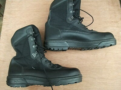 Size 9  1/2 M Military Nitrax Govt. Issue boots