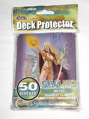 Ultra Pro Card Sleeves - 2005 Gallery Series (50 Sleeves Per Pack) NEW & SEALED