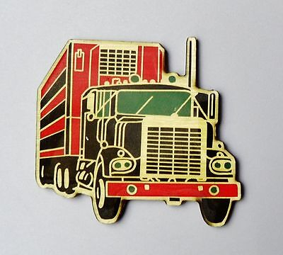 Pin's camion Shell