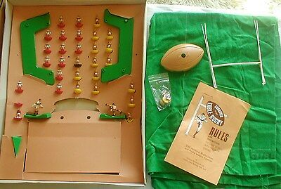 Vintage Subbuteo Table Rugby International Edition boxed
