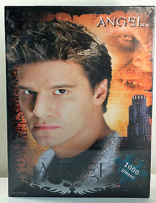 Angel (Buffy The Vampire Slayer) Jigsaw 1000 pieces NEW / SEALED