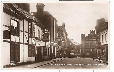 Kings Head Hotel and Town Hall, Horsham RP