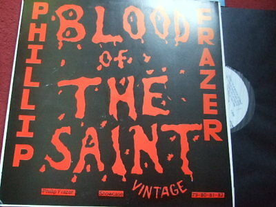 PHILLIP FRAZER Blood Of The Saint LP soul syndicate fraser philip frazier