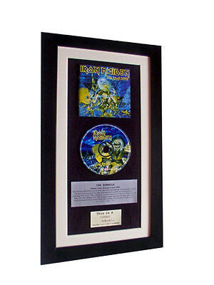 IRON MAIDEN Live After Death CLASSIC CD Album QUALITY FRAMED+EXPRESS GLOBAL SHIP