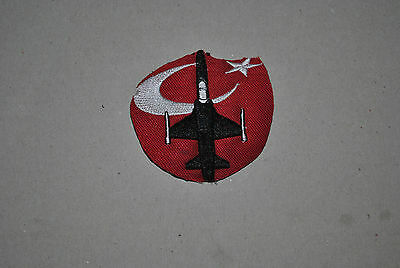 Turkish Airforce  F-5 Velcro Patch