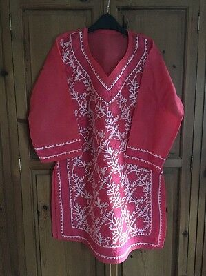 Ladies Beach Kaftan/Cover Up Size Large BNWOT