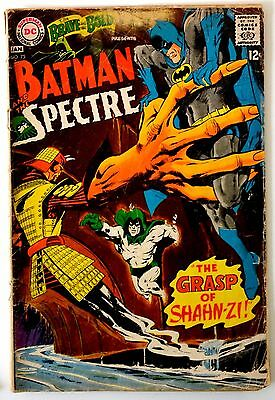 Batman The Brave and the Bold #75 The Spectre