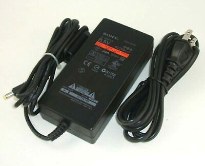 Sony OEM Slim PS2 AC Adapter Power Cord For PlayStation 2 Wall Charger 9Z