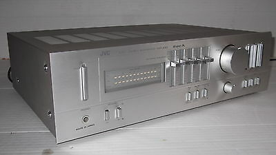 JVC A-X2 stereo integrated amplifier.