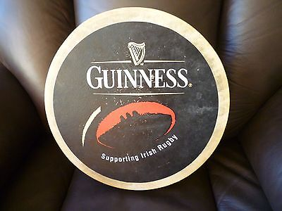 "Waltons 12"" Bodhran Drum Specially Made for Guiness in Dublin"