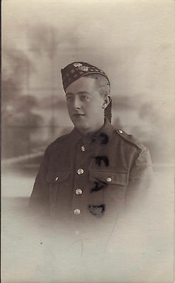 WW1 soldier Royal Scots Fusiliers RSF Huddersfield photographer