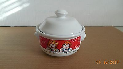 Campbell's Soup Campbells' Kids Soup Bowl With Lid Houston Harvest