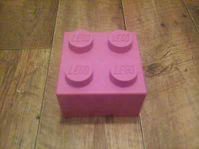 Lego Bricks Container In The Shape Of A Large Lego Brick