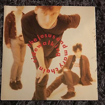 "The Jesus And Mary Chain - Sidewalking (1988) 7"" VINYL RECORD"