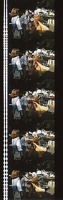 Back to the Future 35mm Film Cell strip very Rare fb44