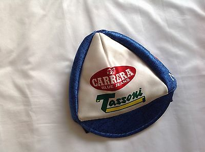 CARRERA TEAM CYCLING WINTER CAP RETRO 80s - ADULT SIZE - STRETCHABLE
