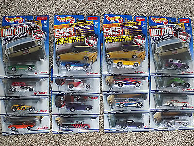 Hotwheels 2000 Editor's Choice Complete Set of 16!!!!!!!!!!!!!!!