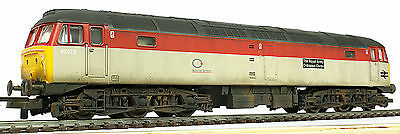 Lima Ltd Ed Technical Services Class 47 972 Royal Army Ordnance *WEATHERED LOOK*