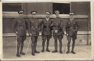 WW1 Officer Cadets Cambridgeshire Regiment Royal Fusiliers Manchester Regiment