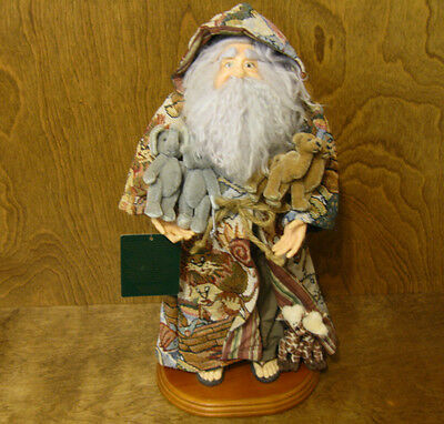 Boyds J & T IMAGINATIONS SANTAS #73350 NOAH and FRIENDS, NEW From Retail Store