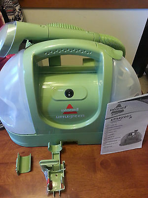 Bissell Little Green Spot and Stain Cleaning Machine Brand New w/out box