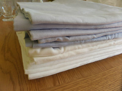 Table Clothes For Cafe/restaurant/home/pub White And Blue