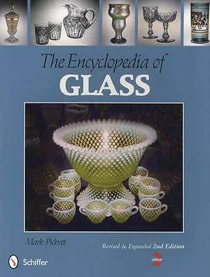 Encyclopedia of Vintage Glass Collector ID Guide incl Styles Makers Terms