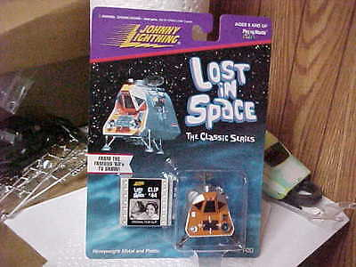 Johnny Lightning,,,,lost In Space,,,,,,space Pod