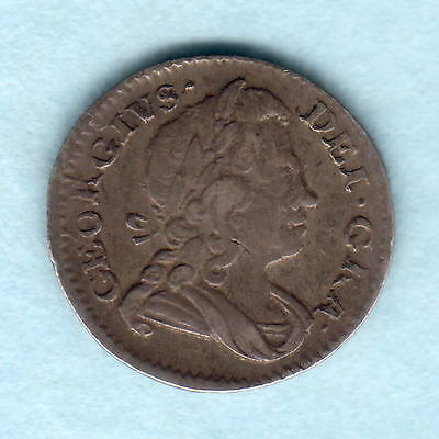 Great Britain. 1727 George 1 - Twopence..  VF