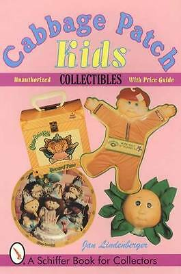 Vintage Cabbage Patch Kids Doll Collectors Guide inc Accessories Advertising Etc