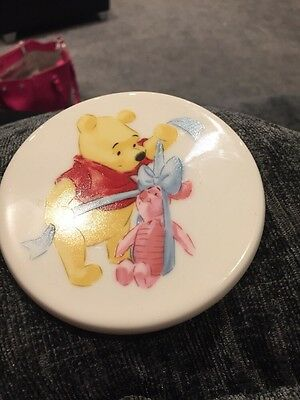 Winnie The Pooh Coaster From The Disney Store