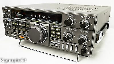 Kenwood R-5000 AM SSB CW Ham Shortwave Receiver ***CLASSIC DX UNIT***