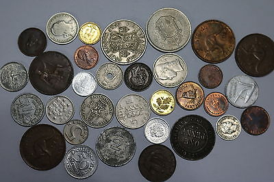 World Coins Useful Lot A55 Zg42