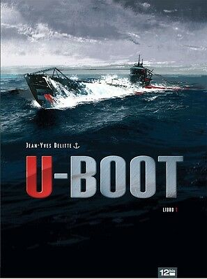 U-Boot. Integral. 12 Bis. Tapa Dura. 100 Paginas Aproximadamente. Color