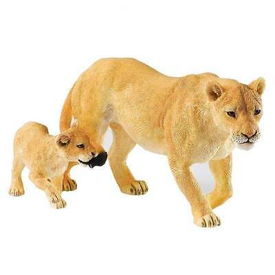 Country Artists Hold On Tight Lion & Cub Figurine New Boxed CA03727