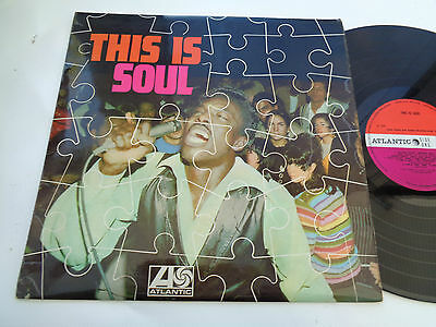 this  is  soul  album  on  atlantic  records   1968