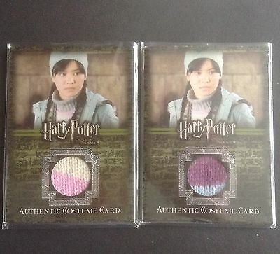 Artbox HARRY POTTER 2 VARIANT COSTUME CARDS Katie Leung as Cho Chang