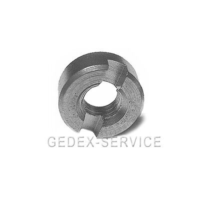 Slotted nuts DIN 546 M2 M2,5 M3 M4 M5 M6 M8 M10 STAINLESS STEEL Round nuts