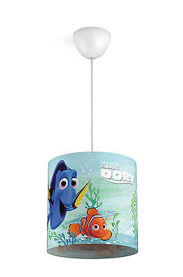 Philips Disney Finding Dory Ceiling Lampshade Pendant Light Shade Boy Girl Kids