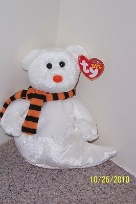 SHIVERS AND QUIVERS   Ty Beanie Baby MINT WITH MINT TAGS