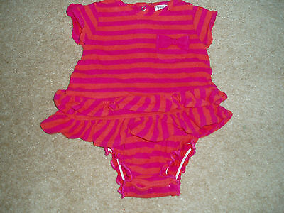 """Ted Baker Baby """"All in One""""Striped - Age 0-3 months"""