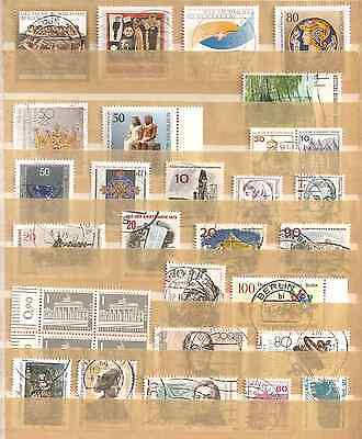 ALLEMAGNE.BERLIN. Lot timbres