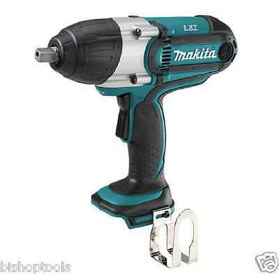 Makita XWT04Z 18-Volt LXT Cordless 1/2-inch High Torque Impact Wrench