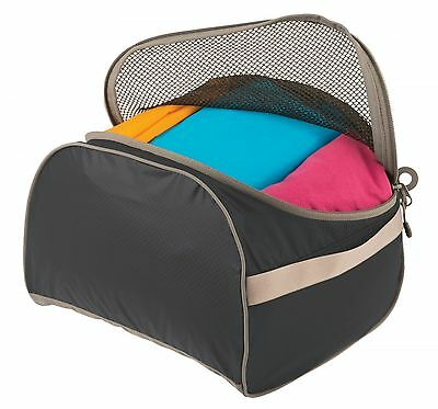 Sea To Summit Sac De Vêtement TravellingLight Packing Cell Large Black/Grey