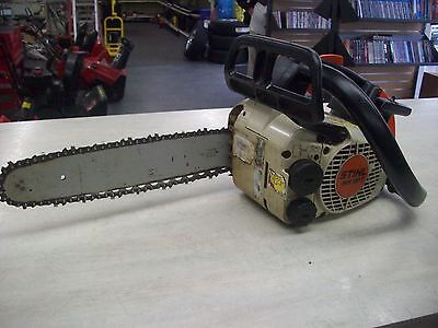 "Stihl MS191T 1.8"" Bore 1.1"" Stroke 12"" Bar Chainsaw"