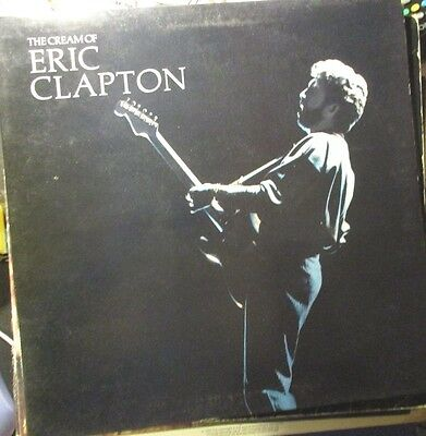 Original Vinyl Album /lp * The Cream Of Eric Clapton * Ectv 1