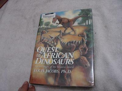 Quest for the African dinosaur