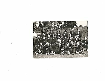 NORTHAMPTON TOWN - Real Press Photo, group of players in training gear, 1950s
